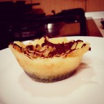 Mini cheesecake by Bolea Elena