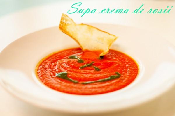 Supa de rosii by Teodora Rogobete