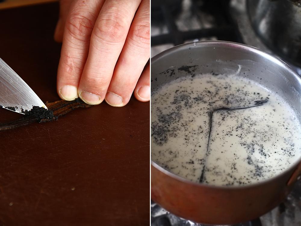 preparare lichior de oua - eierlikör 1