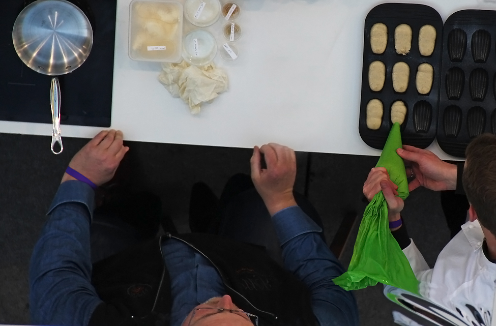phillipe conticcini- madeleines