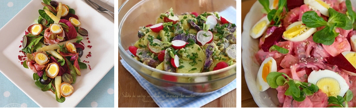 salate, retete de salate
