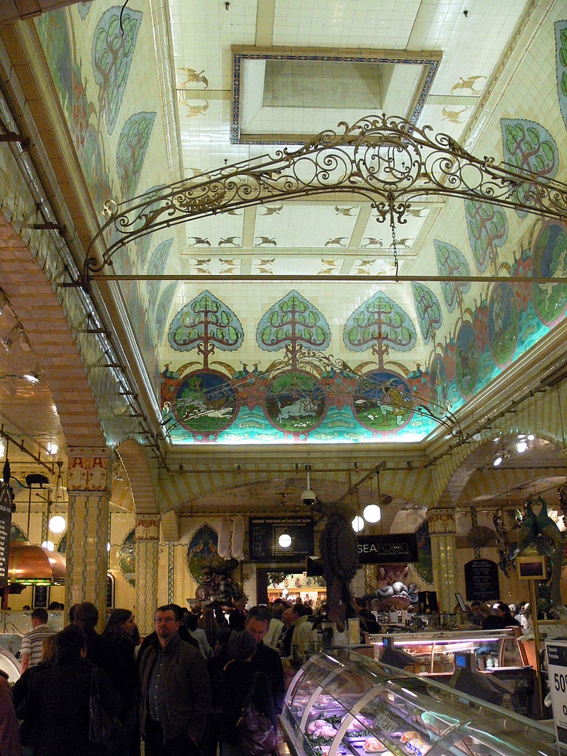 Harrods Londra, Deli Shop