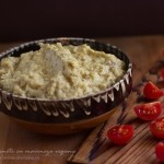 Salată de vinete cu maioneză vegană