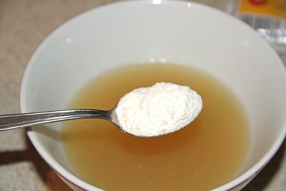supa de rata cu xantan
