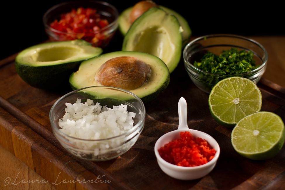 ingrediente guacamole retetecalamamaro