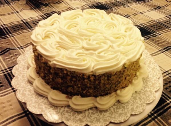 Tort cu lichior de oua de Dreamcakes