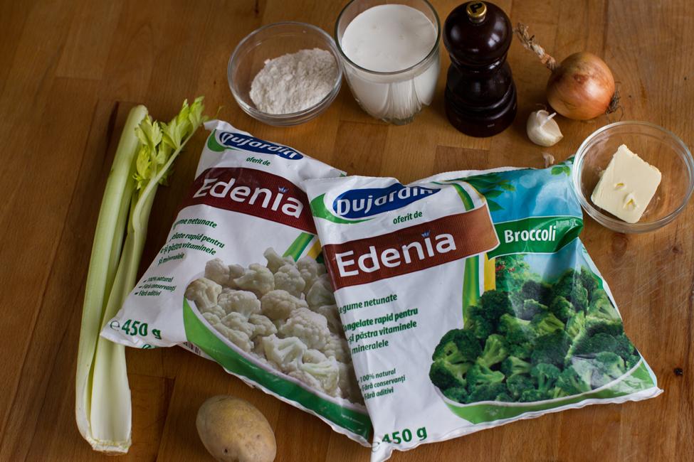 retetecalamama - ingrediente supa crema de conopida si brocoli Edenia