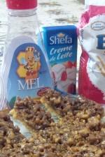 Prajitura rapida cu nuca si caramel de PRVentura