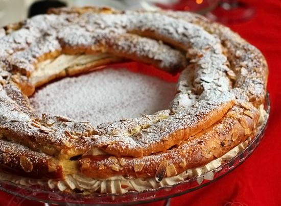 "Prăjitura ""Paris-Brest"""