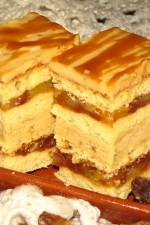 Prajitura cu mere si crema de caramel de Alina Ghebaur