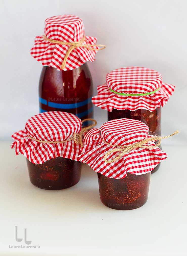 dulceata de capsuni si sirop de capsuni reteta culinara sirop de capsuni reteta dulceata de capsuni reteta