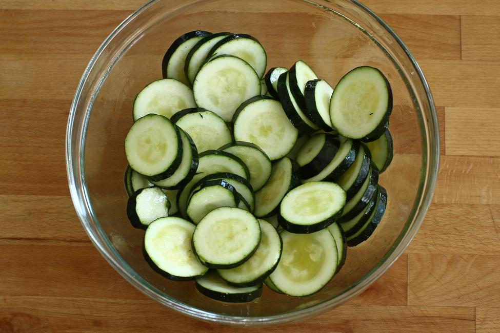 preparare zucchini la cuptor 1