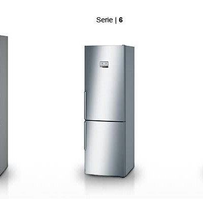 Noutăți de la Bosch: combinele frigorifice NoFrost cu sistem VitaFresh