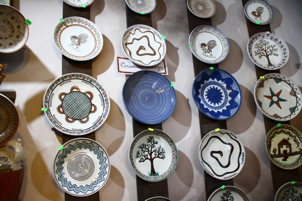 ceramică românească de Horezu