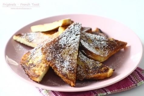 Frigănele, bundas kenyer, pain perdu, french toast