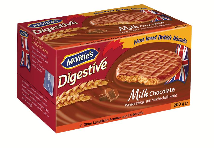 biscuiti mcvities cu ciocolata