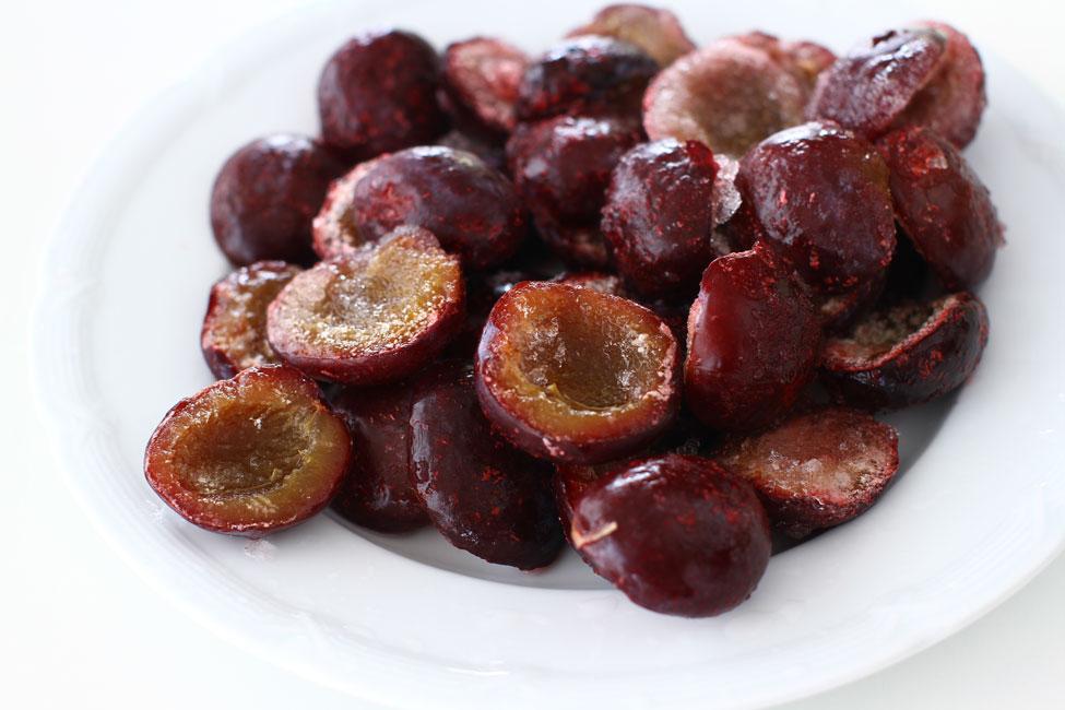 prune congelate