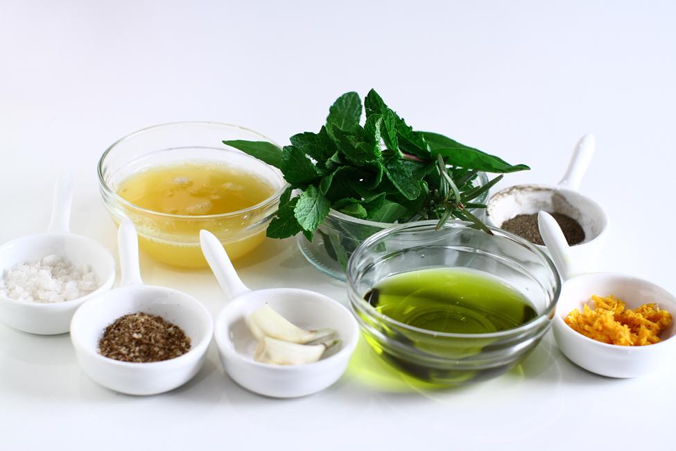 ingrediente pentru marinada pulpa de miel