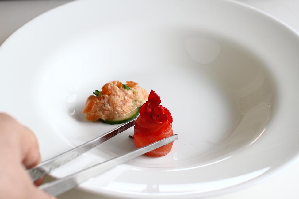 botvinya reteta supa rece ruseasca pasul 1 asamblare