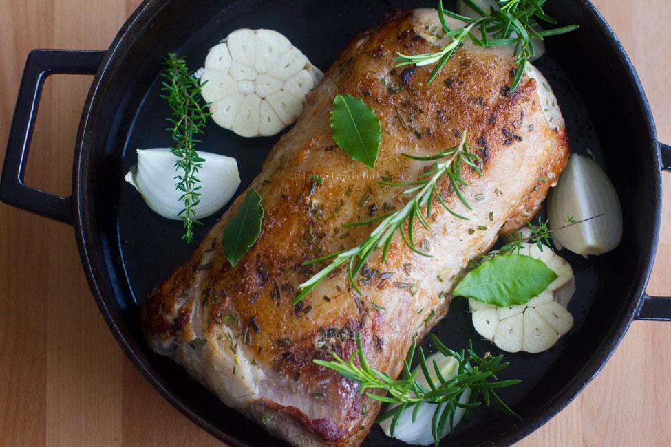 preparare friptura de porc - cotlet3