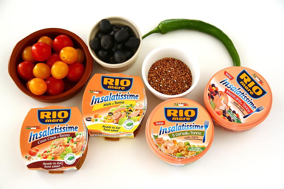 insalatissime rio mare si ingrediente pentru salata cu ton in stil nicoise