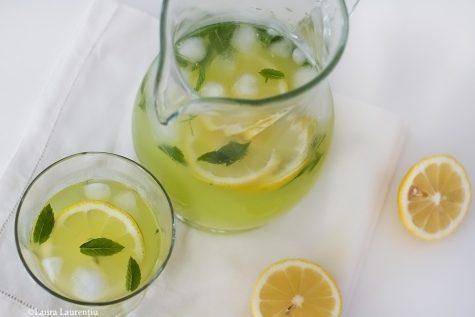 limonada cu castraveti reteta cum se face o limonada racoritoare cu castraveti s