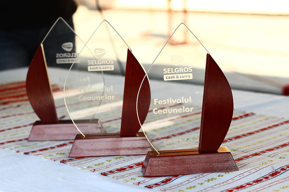 festivalul ceaunelor ghiroda - trofee Selgros