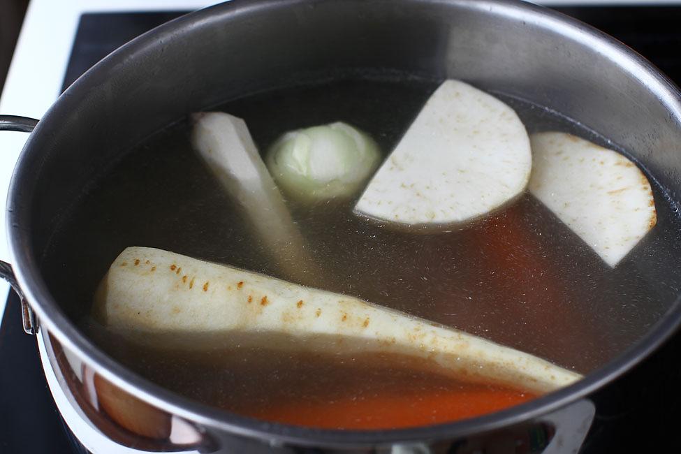supa clara de vita reteta fierberea supei cu legume si zarzavaturi