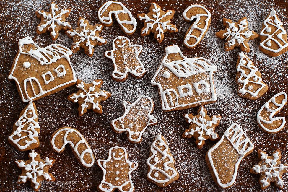 Turtă dulce de Crăciun cu miere de albine - rețetă video