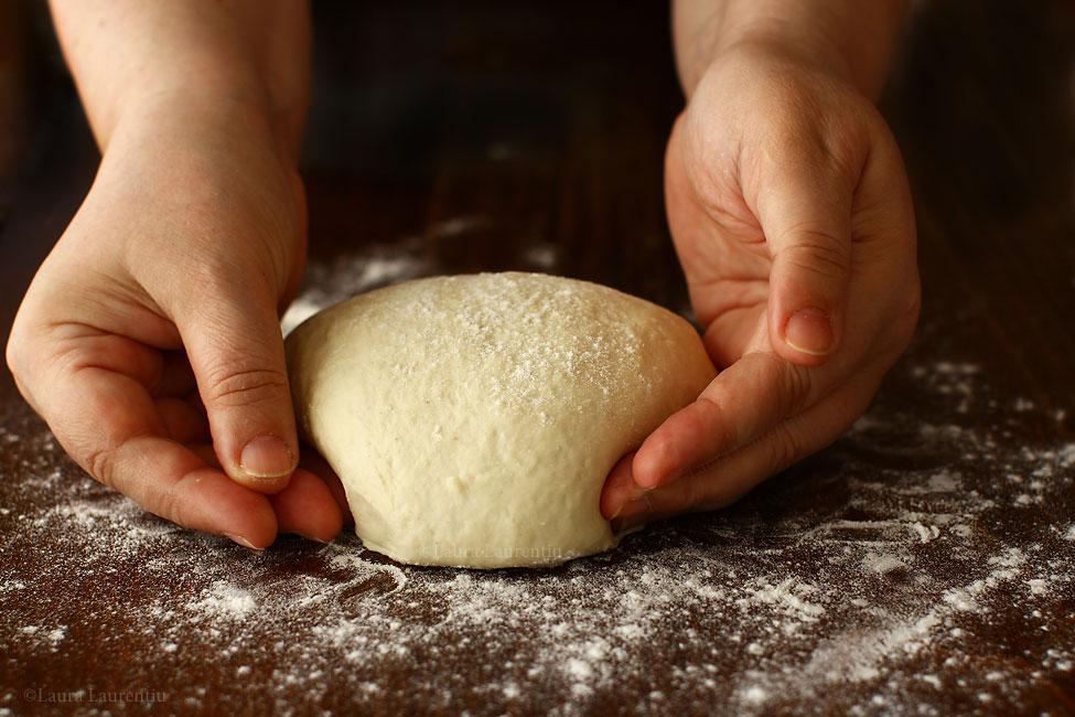 aluat de pizza rapid reteta blat de pizza rapid