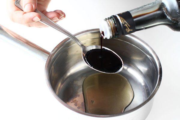 aripioare de pui la cuptor reteta preparare glazura cu otet balsamic
