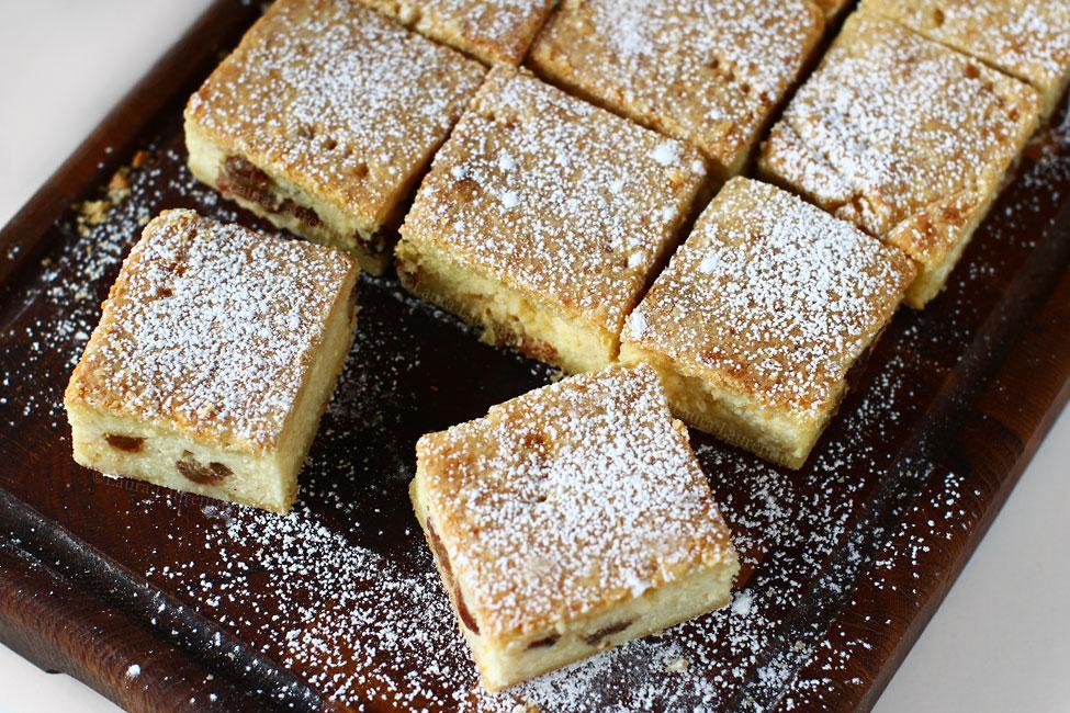 prajitura cu branza dulce reteta video pas cu pas cum se face prajitura cu branza dulce si stafide