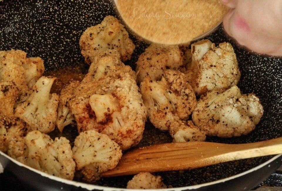 conopidă la cuptor cu crustă de pesmet