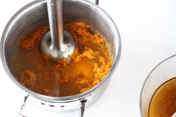 pasare legume pentru sos