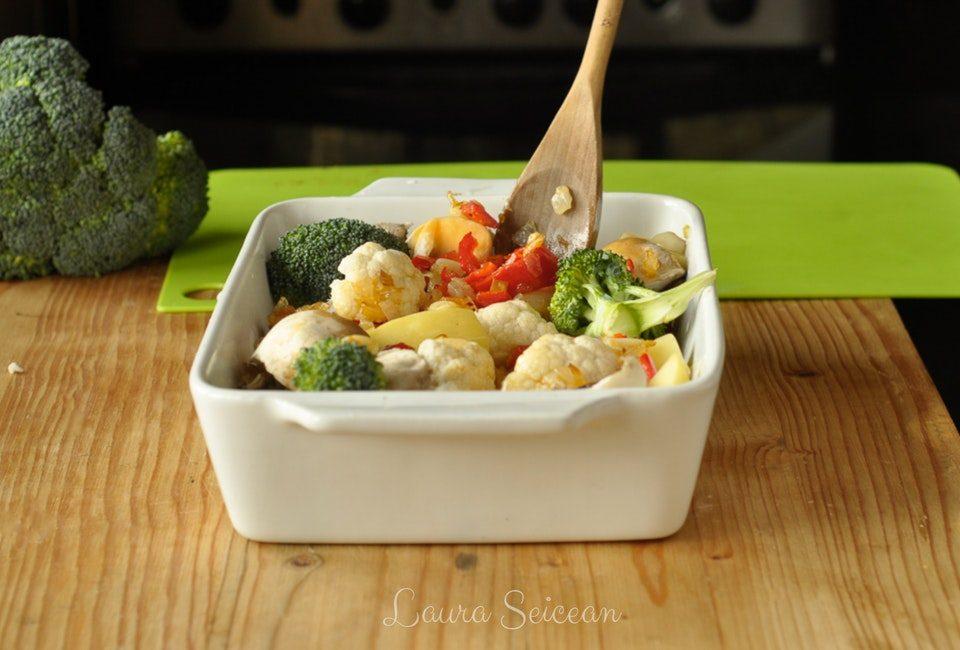 Preparare Ghiveci de legume de iarnă (de post) 10