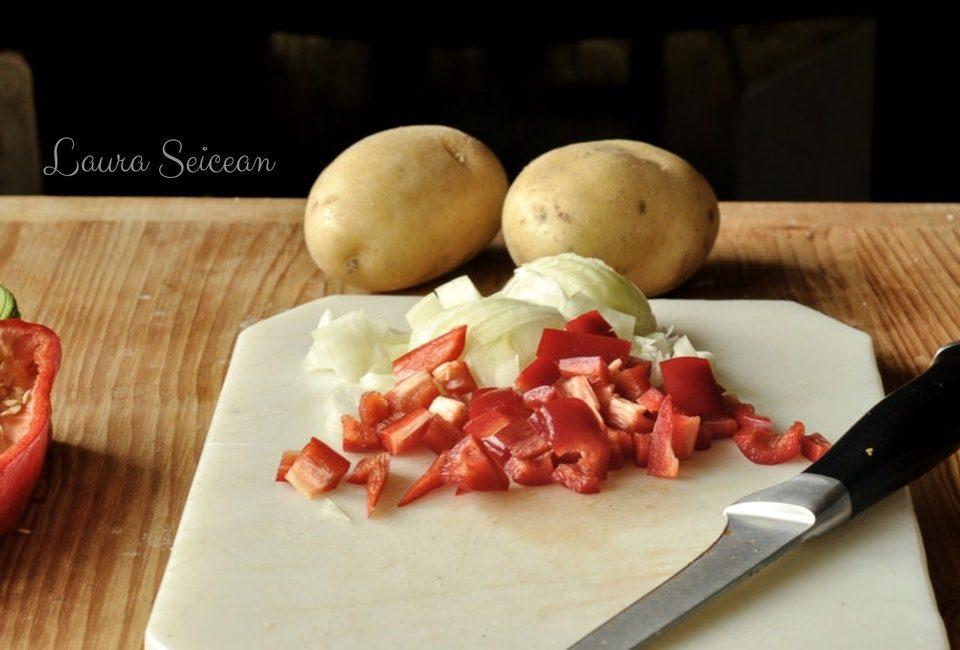 Preparare Ghiveci de legume de iarnă (de post) 3