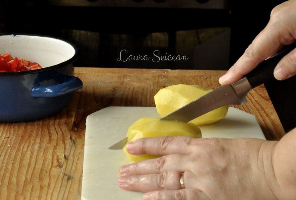 Preparare Ghiveci de legume de iarnă (de post) 5