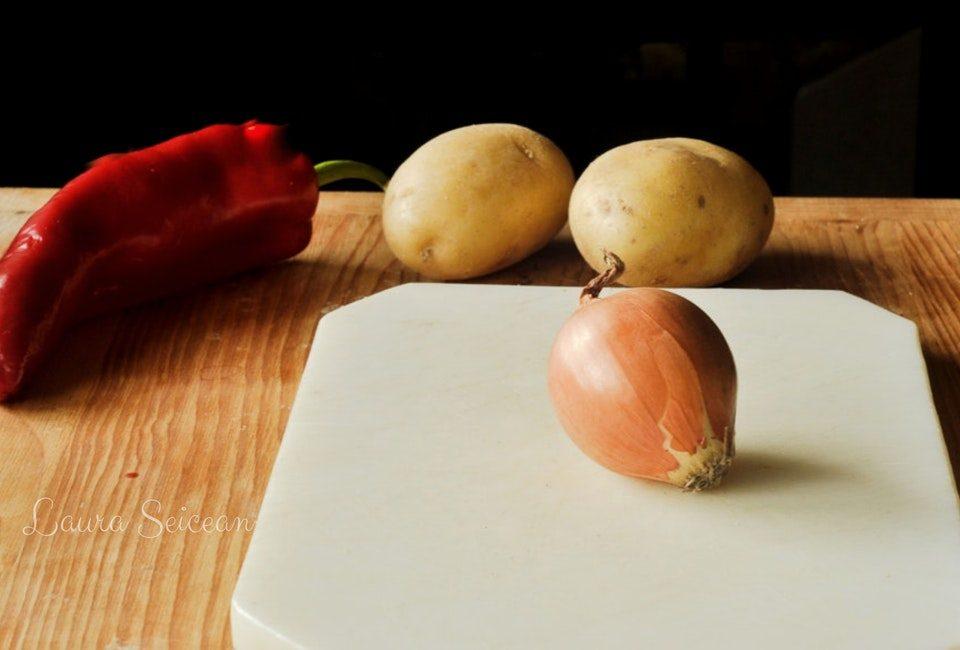 Preparare Ghiveci de legume de iarnă (de post) 2