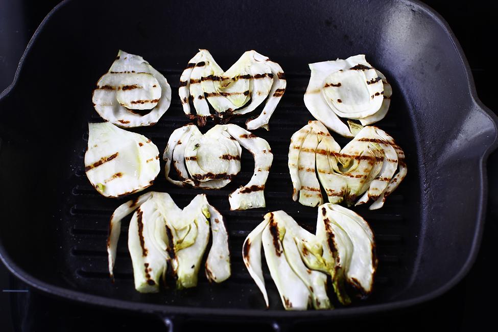 salata de cartofi cu macrou la grill rio mare si fenicul reteta preparare fenicul la grill