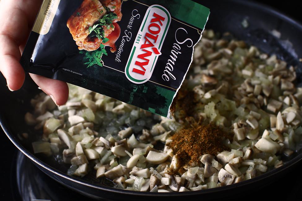 sarmale de post cu pasat crupe de porumb reteta pas cu pas adaugare condimente