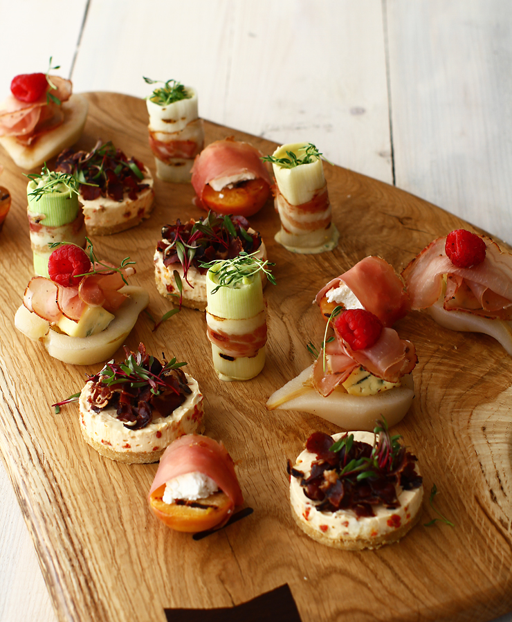 4 retete de aperitive festive pentru sarbatori selectie aperitive festive