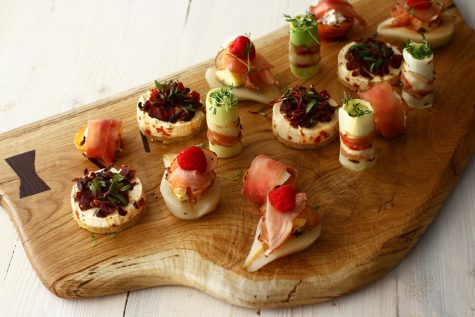Patru rețete de aperitiv festiv pentru Sărbători, pas cu pas