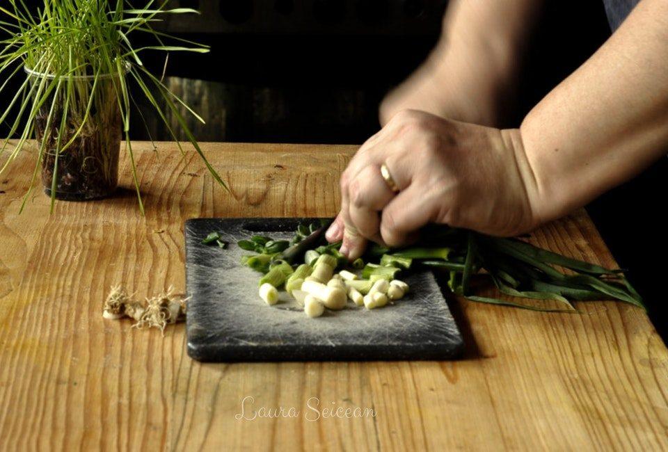 Preparare Drob de pui cu ciuperci - rețetă simplă 4