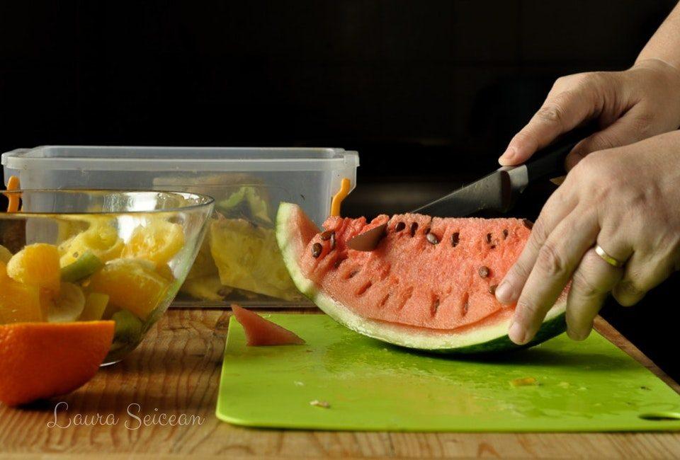 Preparare Salata de fructe - rețetă simplă dar delicioasă, desertul cel mai ușor de preparat 5