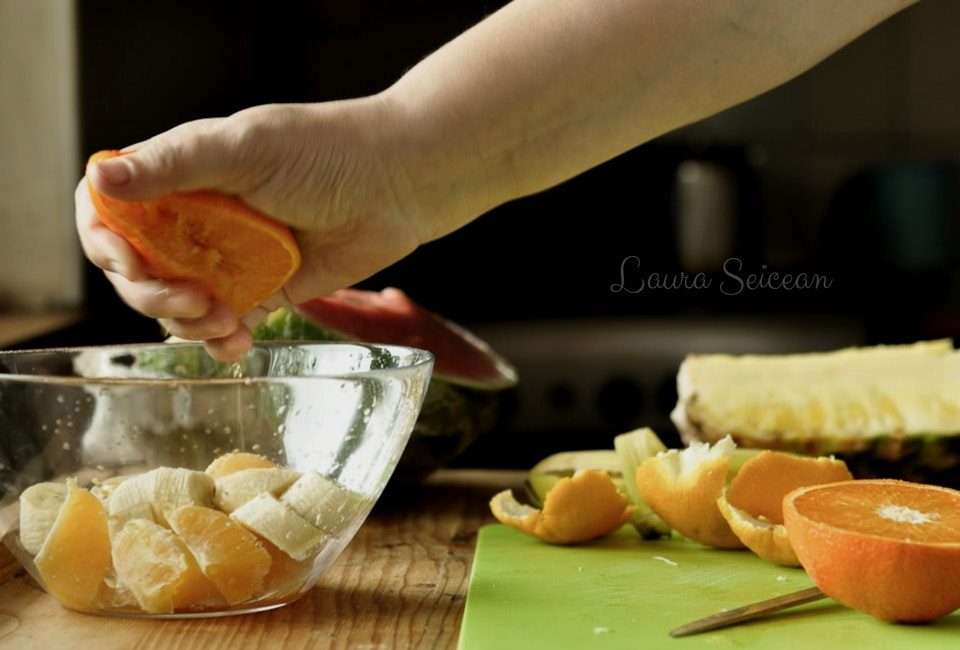 Preparare Salata de fructe - rețetă simplă dar delicioasă, desertul cel mai ușor de preparat 3