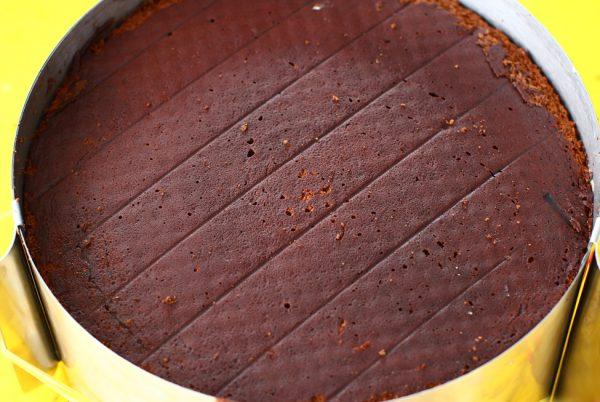 tort cuib de pasti cu ciocolata si portocale reteta pas cu pas laura laurentiu asamblare tort