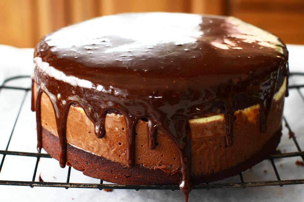 tort cuib de pasti cu ciocolata si portocale reteta pas cu pas laura laurentiu tortul glasat