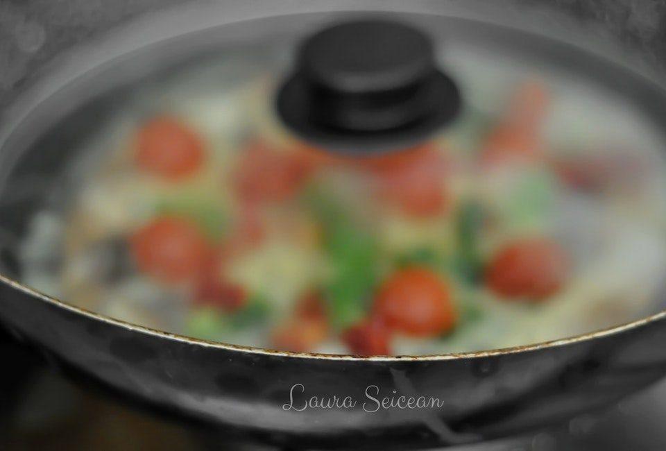 Preparare Quesadilla mexicană 7