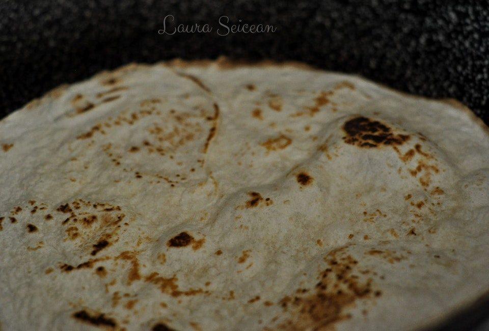 Preparare Quesadilla mexicană 4