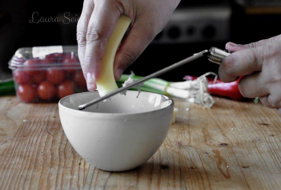 Preparare Quesadilla mexicană 1